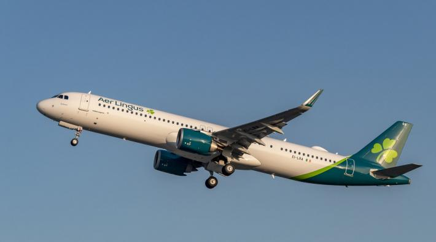 Airbus A321LR Aer Lingus
