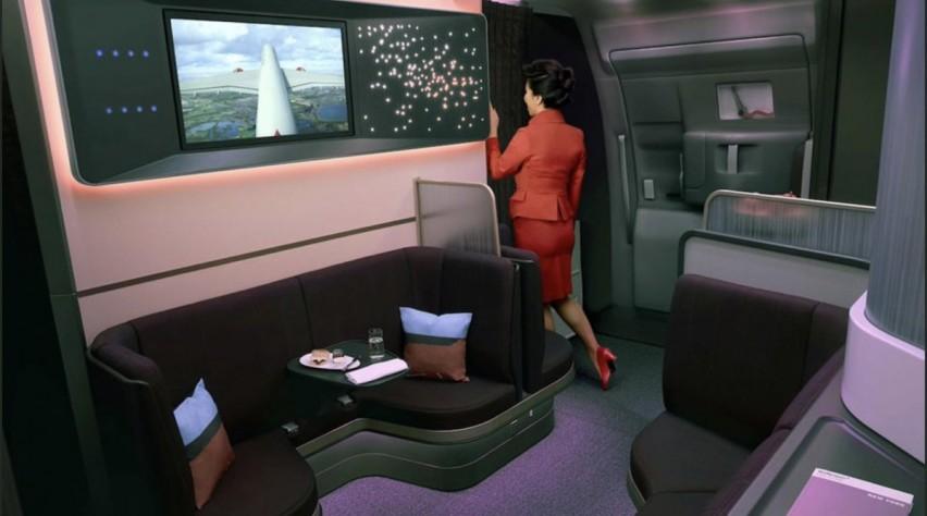 Virgin Atlantic A350-1000