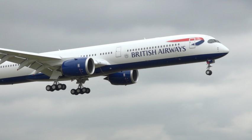 BA A350-1000