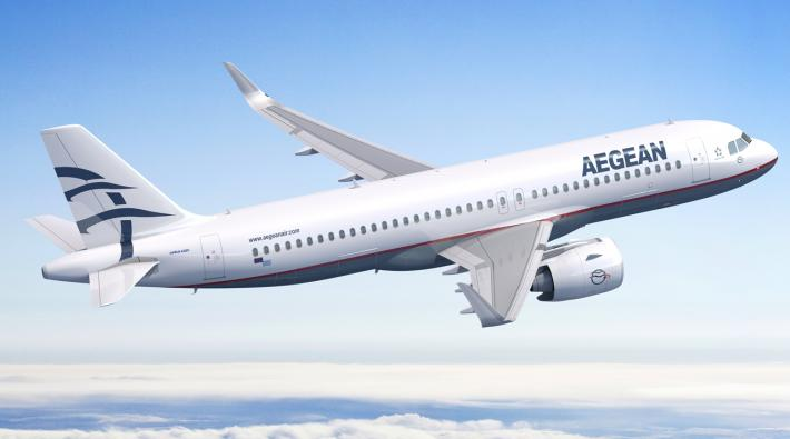 Aegean Airlines A320neo