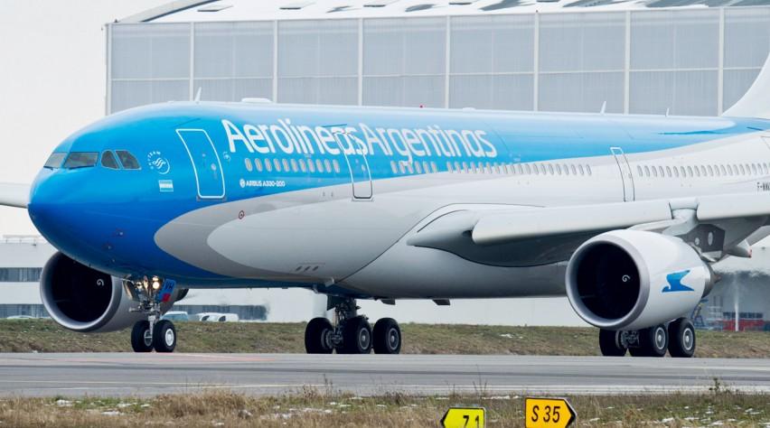 Aerolineas Argentinas A330