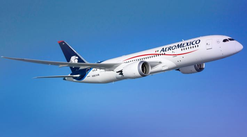 Aeromexico Boeing 787