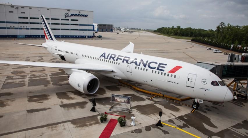 Air France Boeing 787