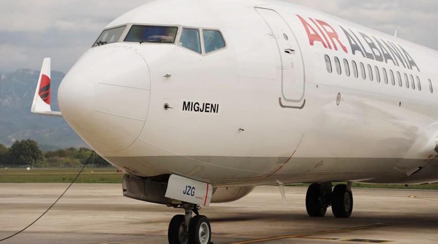 Air Albania 737
