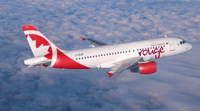 Air Canada Rouge A319