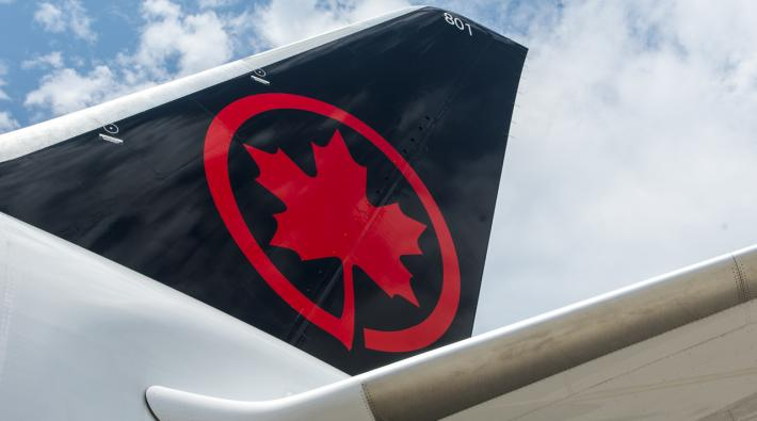Air Canada staart