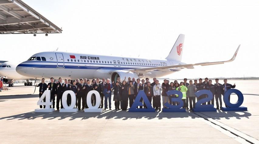 Air China Airbus A320neo