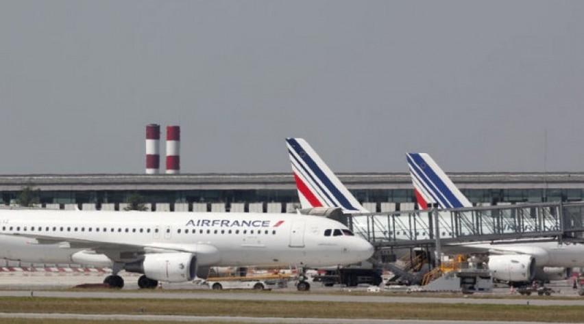 air france, vliegtuigen