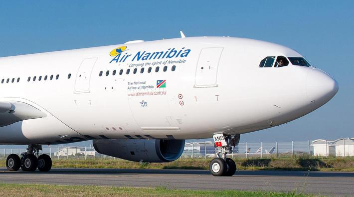 Air Namibia A330