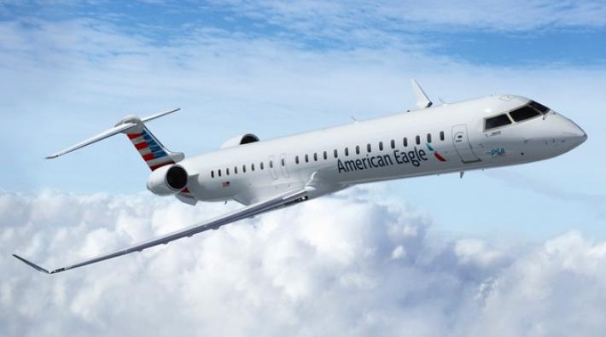 american airlines, eagle, psa airlines, crj900, nextgen, bombardier