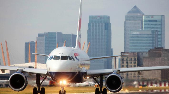 British Airways Airbus A318