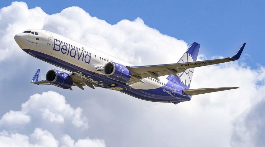 Belavia Boeing 737-800