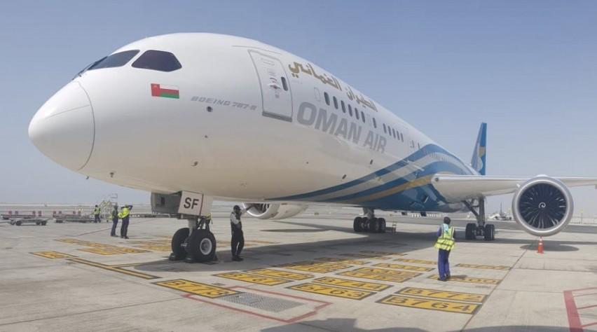 Oman Air Boeing 787-9
