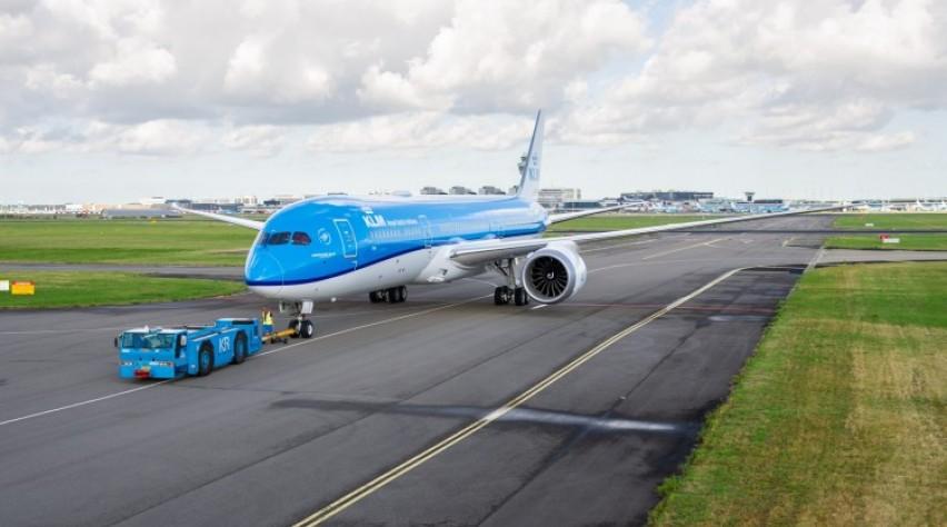 KLM Boeing 787-9