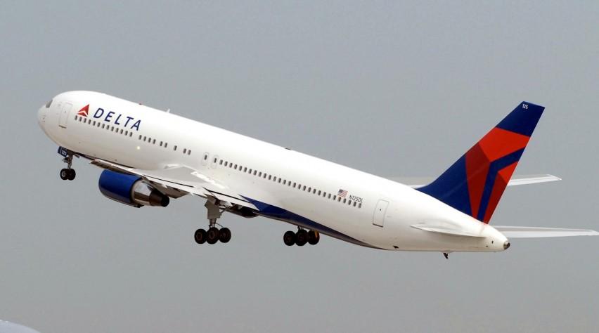 Delta Boeing 767-300