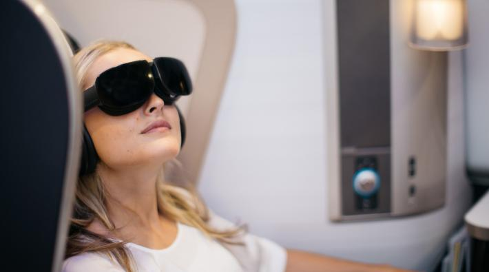 British Airways virtual reality