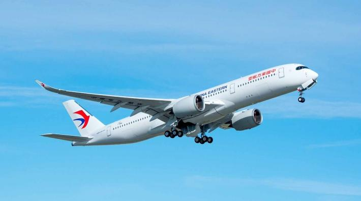 China Eastern Airbus A350