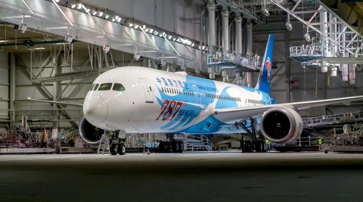 Boeing 787-9 China Southern