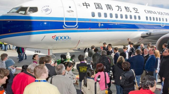 china southern, boeing