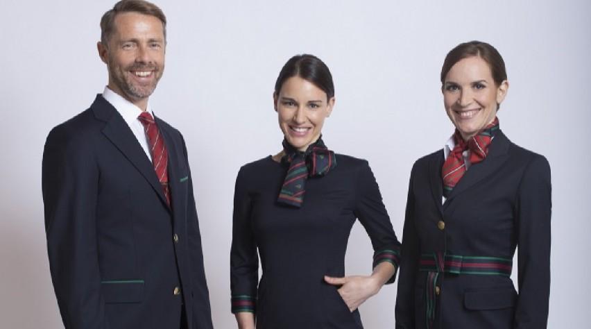 Nieuwe uniformen Alitalia