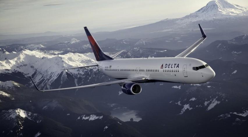 Delta Air Lines 737