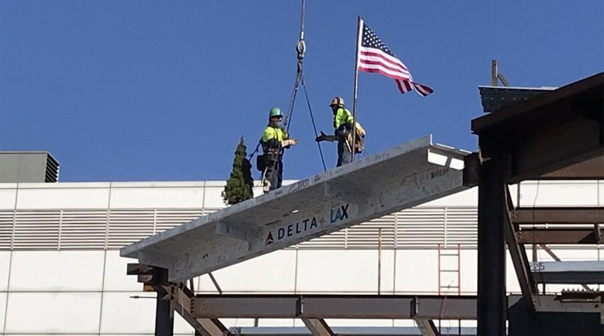 Delta Air Lines LAX