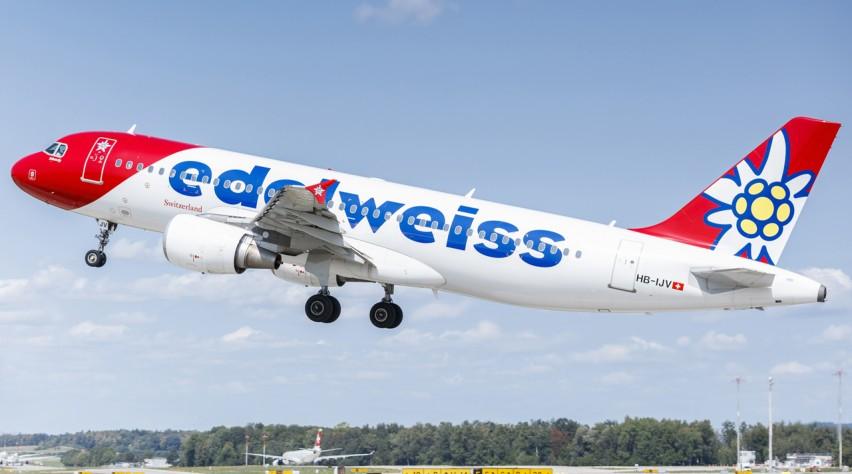 Edelweiss Air A320