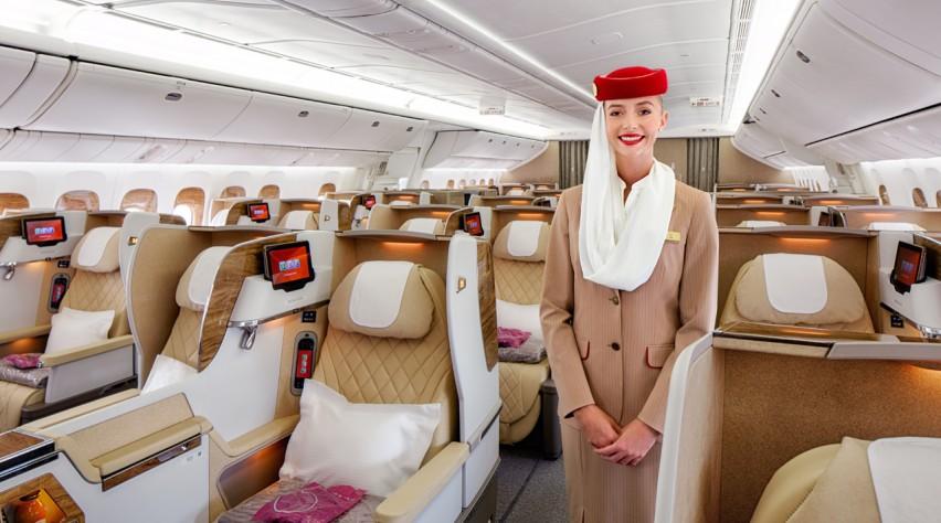 Emirates 777LR