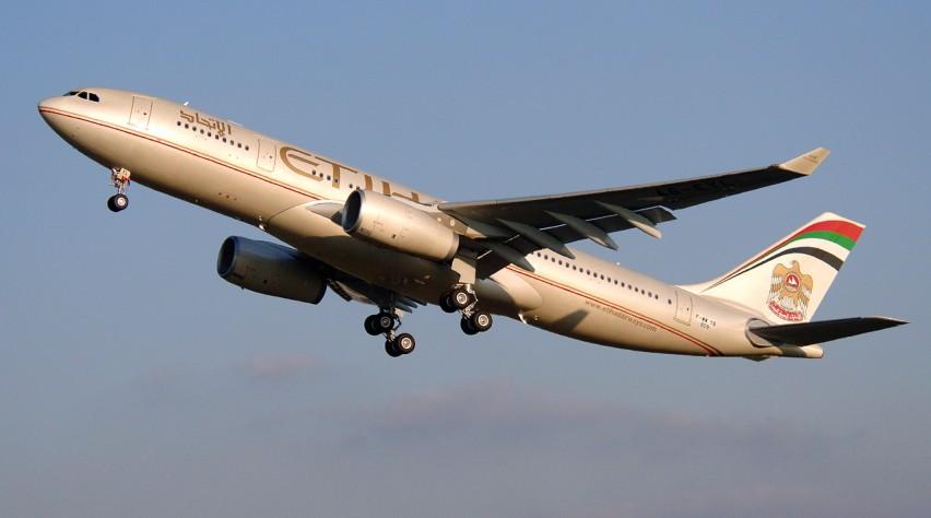 Etihad A330