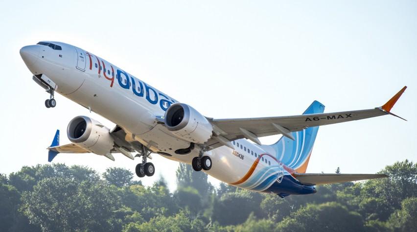 Flydubai Boeing 737 MAX