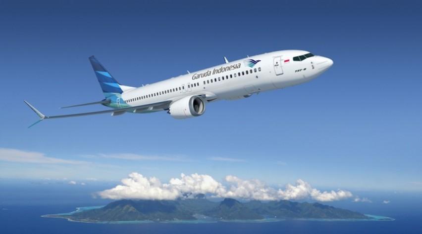 Garuda Indonedia 737 Max 8