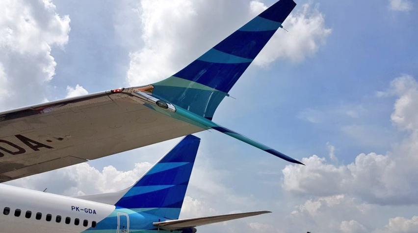 Garuda 737 MAX