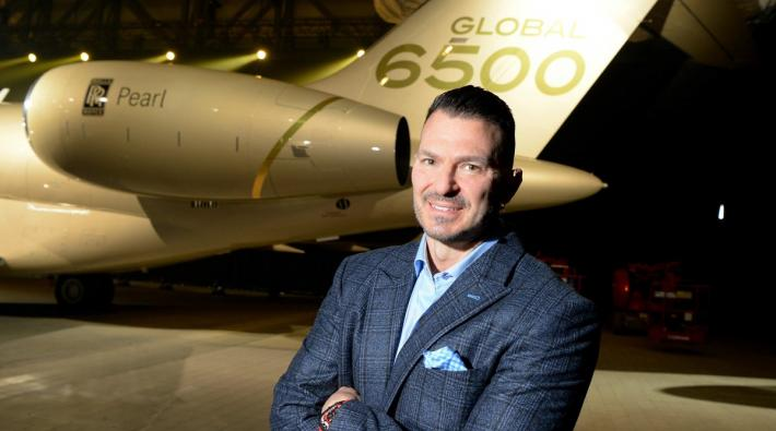 Bombardier Global 6500
