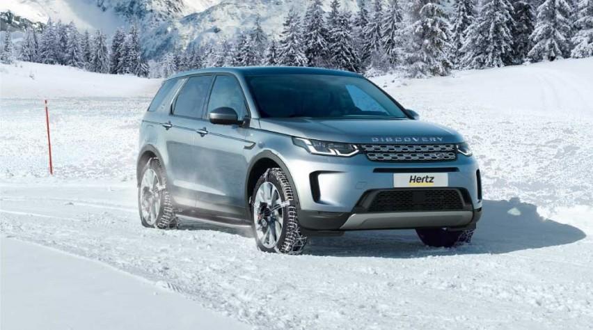 Land Rover Hertz