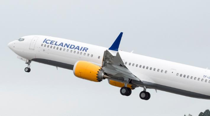 Icelandair Boeing 737 MAX 9