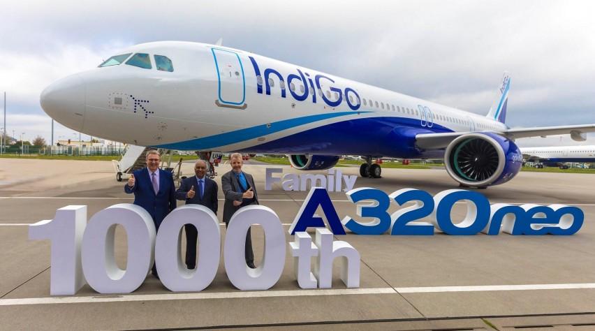 IndiGo A321neo