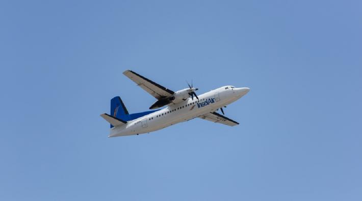 Fokker 50 Insel Air