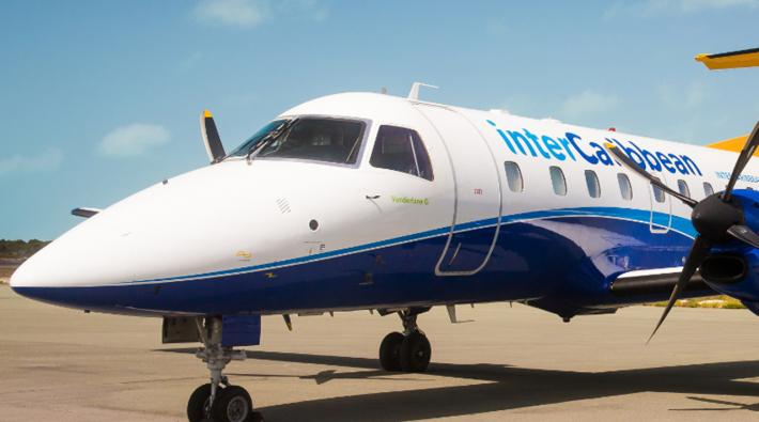 InterCaribbean Embraer 120