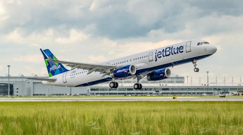 JetBlue biofuel