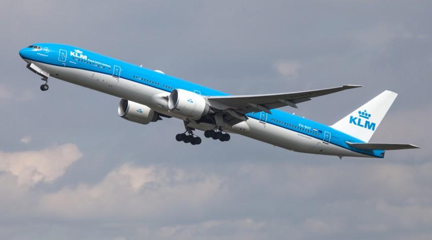 Boeing 777-300ER KLM