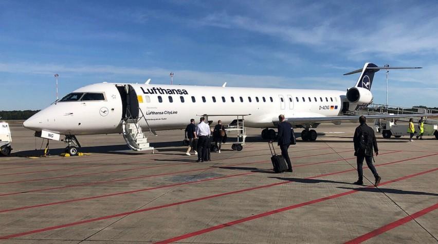 Lufthansa CRJ900