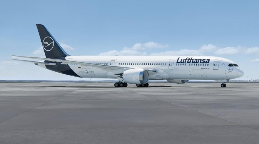 Lufthansa Boeing 787