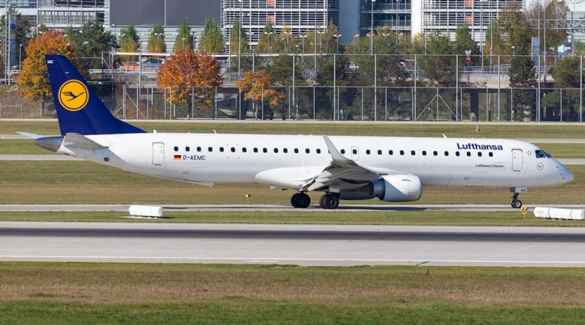 Lufthansa Embraer