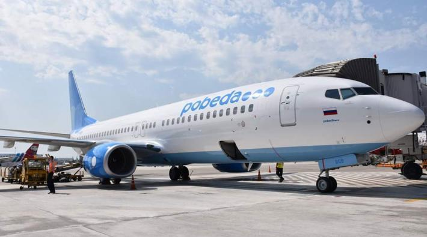 Pobeda Boeing 737