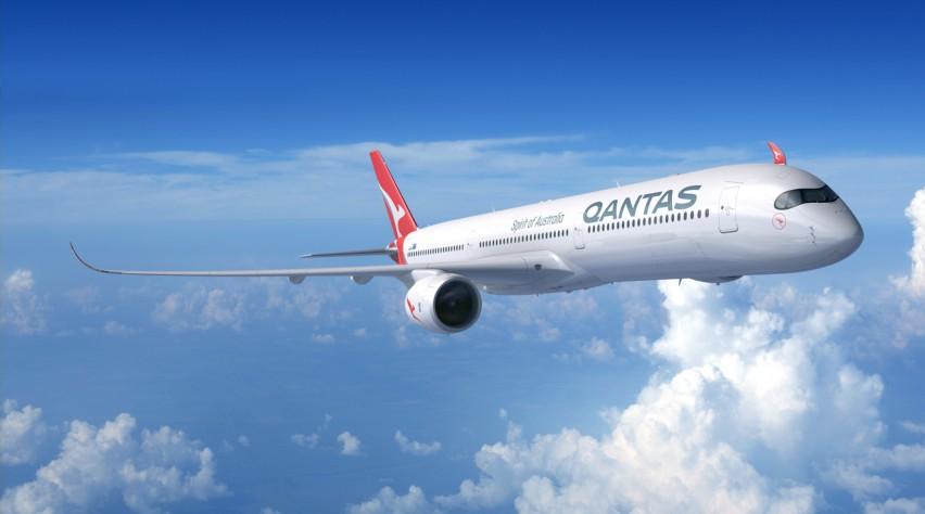 Qantas A350-1000