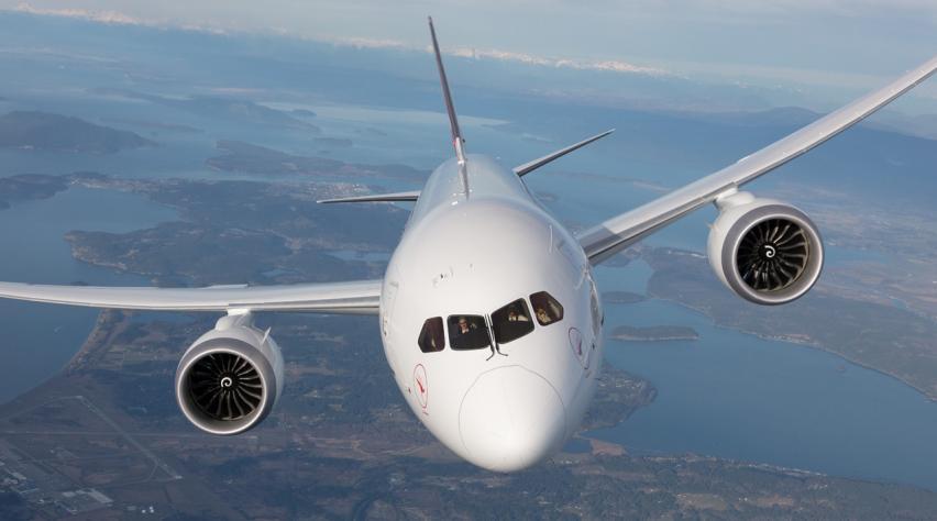 Qantas Boeing 787