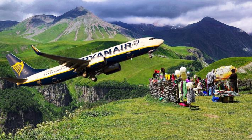 Ryanair Georgië