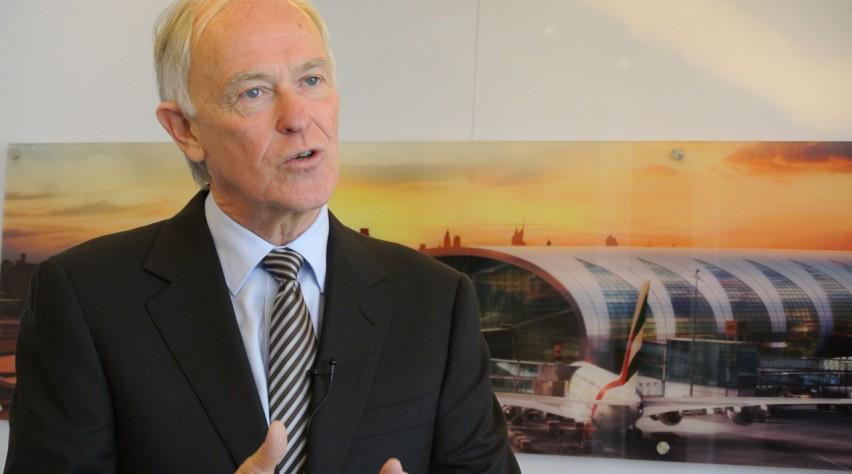 Emirates Sir Tim Clark