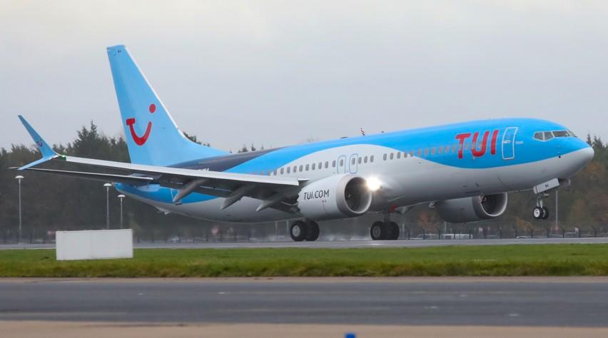 TUI Airways Boeing 737 MAX