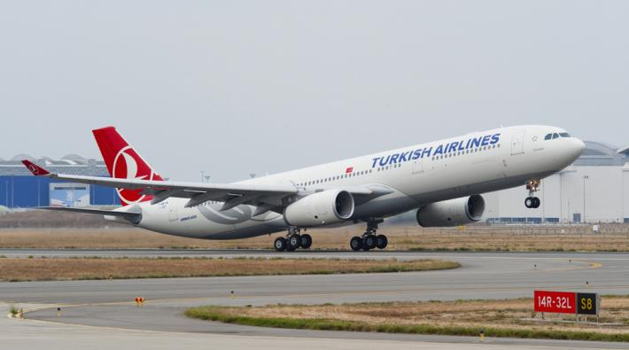 Turkish Airlines Airbus A330